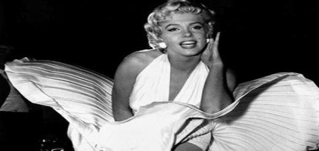 Sale a subasta el vestido más famoso de Marilyn Monroe